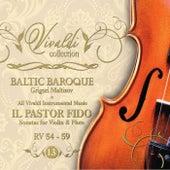 Vivaldi Collection 13 Il Pastor Fido RV 54 - 59 from Baltic Baroque / Grigori Maltizov de Baltic Baroque