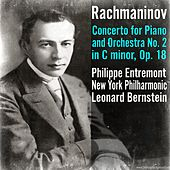 Rachmaninov: Concerto for Piano and Orchestra No. 2 in C minor, Op. 18 by Philippe Entremont