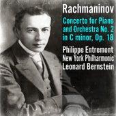 Rachmaninov: Concerto for Piano and Orchestra No. 2 in C minor, Op. 18 de Philippe Entremont