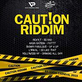 Caution Riddim de Various Artists