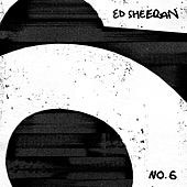 No.6 Collaborations Project van Ed Sheeran