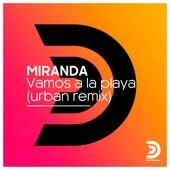 Vamos a la Playa (Urban Remix) de Miranda