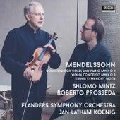 Mendelssohn: Violin Concertos di Shlomo Mintz