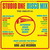 Soul Jazz Records Presents STUDIO ONE Disco Mix de Various Artists