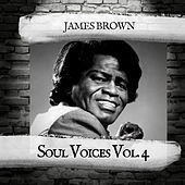 Soul Voices Vol. 4 van James Brown