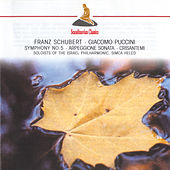 Schubert: Symphony No. 5 - Arpeggione Sonata - Puccini: Crisantemi (arr. D. Shalit) by Various Artists
