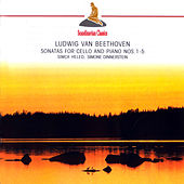 Beethoven: Cello Sonatas Nos. 1-5 by Various Artists