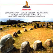 Messiaen: Quartet for the End of Time - Debussy: Cello Sonata in D minor - Bartok: Contrasts by Various Artists