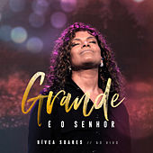 Grande é o Senhor (Ao Vivo) de Nivea Soares