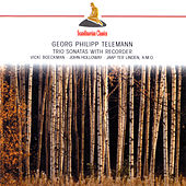 Telemann: Trio Sonatas with Recorder by Various Artists