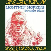 Straight Blues (HD Remastered) by Lightnin' Hopkins