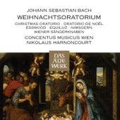 Bach, JS : Weihnachtsoratorium [Christmas Oratorio] (DAW 50) by Nikolaus Harnoncourt