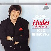 Chopin : Etudes by Boris Berezovsky