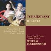 Tchaikovsky : Iolanta de Mstislav Rostropovich