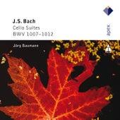 Bach : Cello Suites de Jörg Baumann