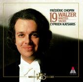 Chopin : Waltzes von Cyprien Katsaris