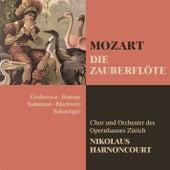 Mozart: Die Zauberflöte de Nikolaus Harnoncourt