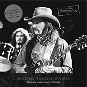 Rockpalast: 30 Years Of Southern Rock (1978 - 2008) by Dickey Betts