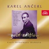 Ancerl Gold Edition 29  Overturas /Beethoven,Glinka,Berlioz,Mozart,Smetana,Shostakovich,Rossini,Wagner,Weber de Czech Philharmonic Orchestra