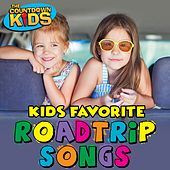 Kids Favorite Roadtrip Songs by The Countdown Kids