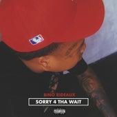 Sorry 4 the Wait de Bino Rideaux