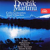 Dvorak / Martinu:  Cello Concertos by Czech Philharmonic Orchestra