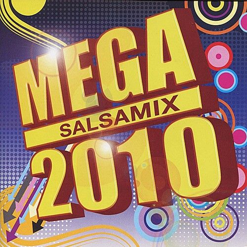 Mega Salsamix 2010 de Various Artists