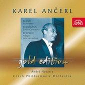 Ancerl Gold Edition 27  Bloch : Schelomo / Schumann : Cello Concerto / Respighi : Adagio con variazioni by Various Artists