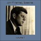 Speeches, Vol. 2 - EP by John F. Kennedy