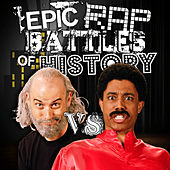 George Carlin vs Richard Pryor de Epic Rap Battles of History