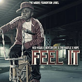 Can U Feel It by RED Vegus