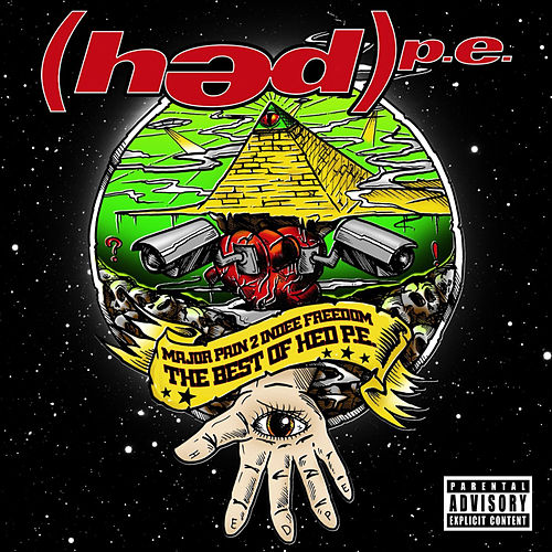 Major Pain to Indee Freedom-The Best of (hed) p.e. by (hed) pe