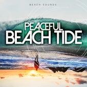 Peaceful Beach Tide van Various Artists