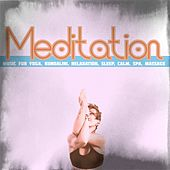 Meditation: Music for Yoga, Kundalini, Relaxation, Sleep, Calm, Spa, Massage de Various Artists