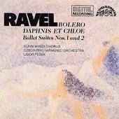 Ravel: Bolero - Dafnis et Chloe by Various Artists