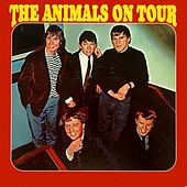 The Animals On Tour von The Animals