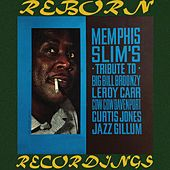 Memphis Slim's Tribute to Big Bill Broonzy, Leroy Carr, Cow Cow Davenport, Curtis Jones, Jazz Gillum (HD Remastered) von Memphis Slim