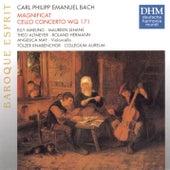 C.P.E. Bach: Magnificat & Cello Concerto by Collegium Aureum