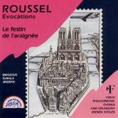 Roussel:  Evocations / Le festin de l´araignee by Czech Philharmonic Orchestra