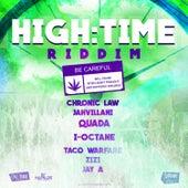 High Time Riddim de Various Artists