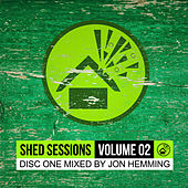 Shed Sessions Volume 02 - EP de Various Artists