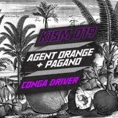 Conga Driver by Agent Orange DJ