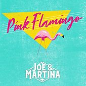 Pink Flamingo van Joe