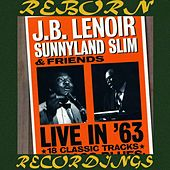 Live in '63 (HD Remastered) by J.B. Lenoir