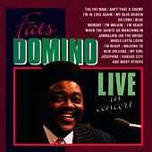 Live in Concert by Fats Domino