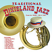 Traditional Dixieland Jazz from the 1930s, '40s & '50s de Various Artists
