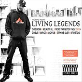 Living Legends von Kali Ranks