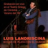 Bodas de Plata de Luis Landriscina