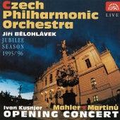 Mahler:  Songs of a Wayfarer / Martinu: Symphony No. 6 by Various Artists