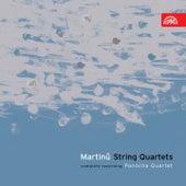 Martinu: String Quartets (Complete) de Panocha Quartet